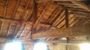 cercha española madera