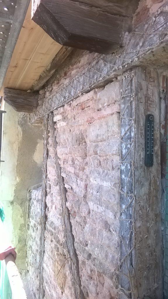 entramado madera arquitecto